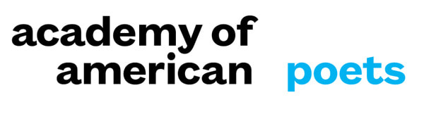 academy of american poets logo and link