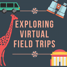link to list of virtual field trips