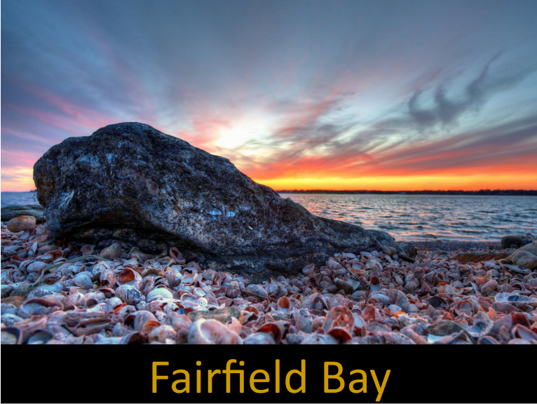 Link to Fairfield Bay clue