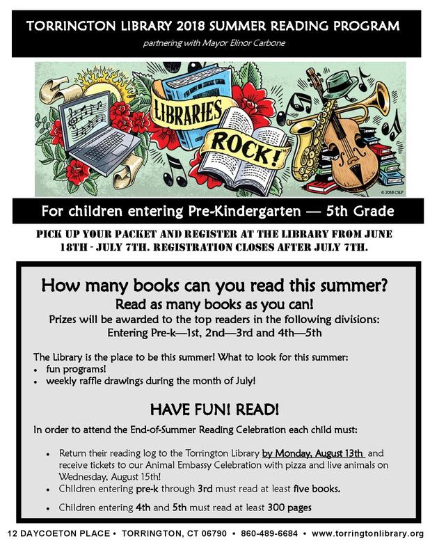 Summer reading program best prizes for kids