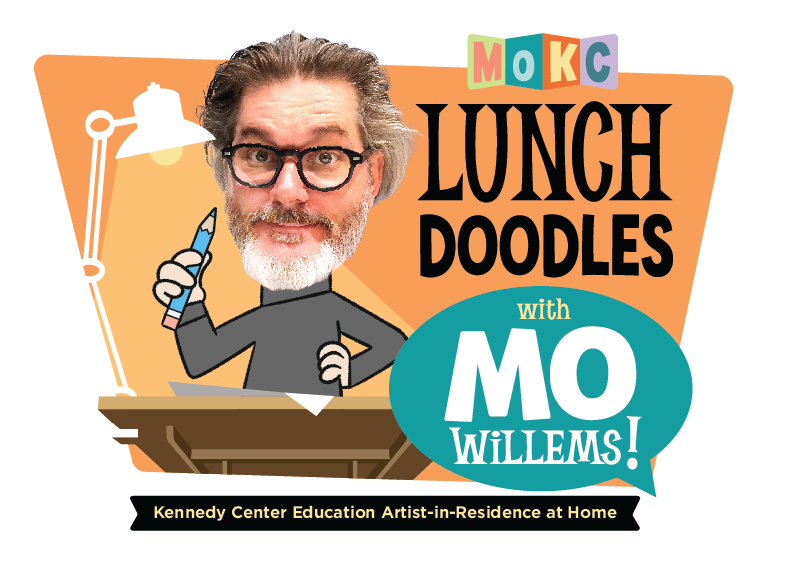 Link to art videos from Mo Willems