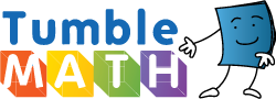 logo and link to tumble math